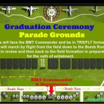 Grad Ceremony layout