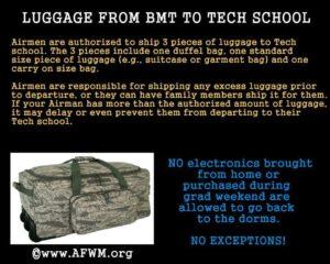 Traveling To Tech School Af Wingmoms