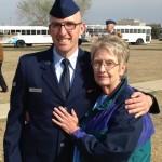 Jeanie WingMom's Airman