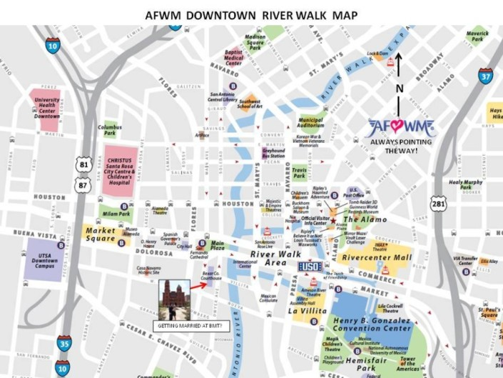 Lackland Afb Map Maps | AF WingMoms Lackland Afb Map